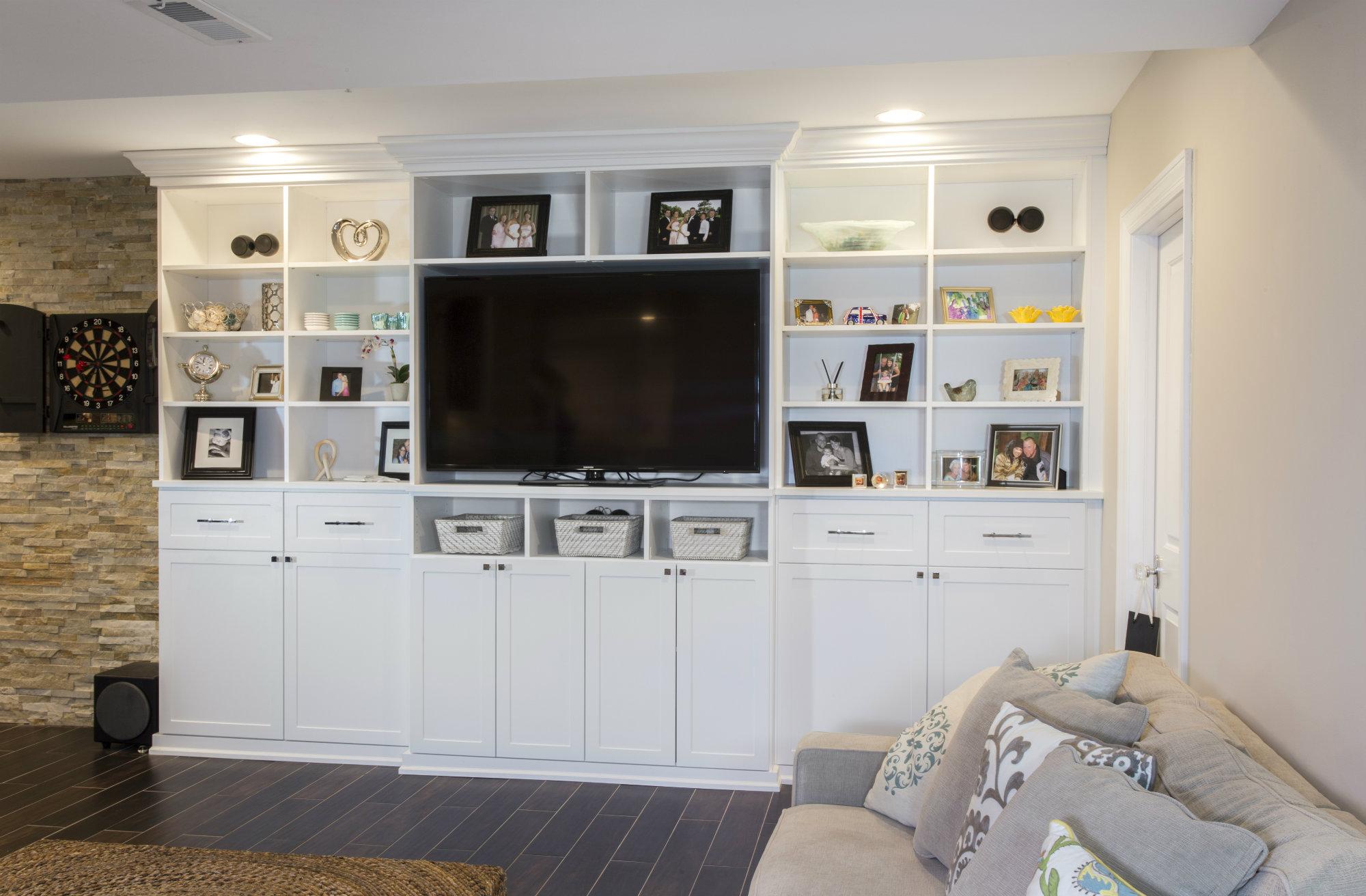 Entertainment Centers - S2 Closet Systems